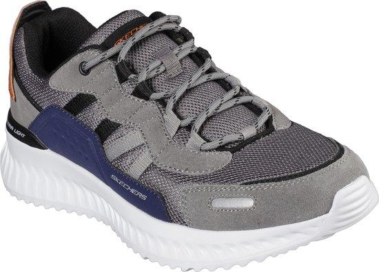 Skechers Matera 2.0-Ximino Heren Sneakers - Grey/Multi - Maat 44