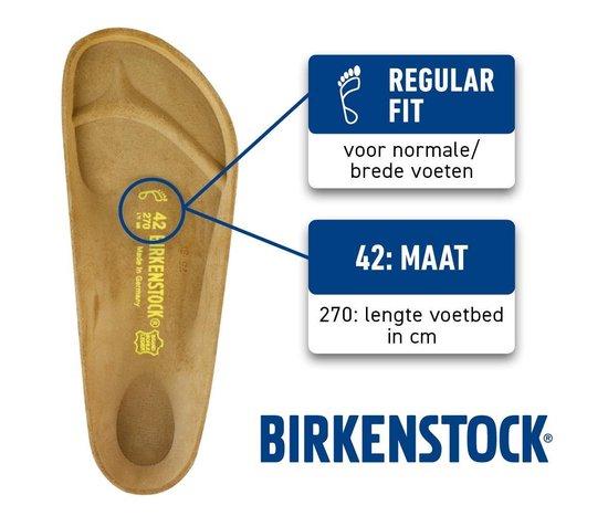 Birkenstock Ramses Heren Slippers Regular fit - Stone - Maat 46