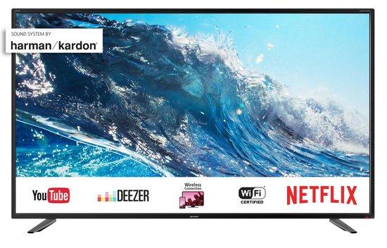 Sharp 50BJ2E - 4K TV