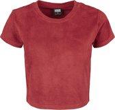 Urban classics Cropped - Korte Urban - Streetwear - Modern - Casual - Modern - Lente - Zomer Dames T-shirt Maat M