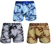 Grand Man 3-PACK 5030 - M SIZE