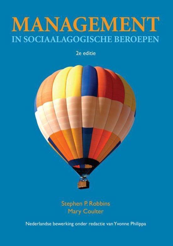 Management in sociaalagogische beroepen