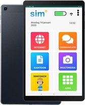 SimTab 4 - Tablet voor Senioren