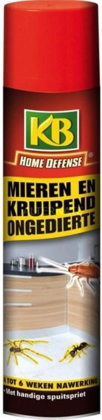 KB Mier & Kruipend Ongedierte Spray - 400ml