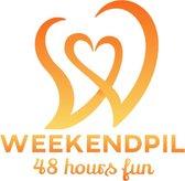Weekendpil Man Natuurlijke Erectiecapsule (vervanger van Cialis en viagra) - Stimulerende Middelen-Libidoverhogend voor hem - Erectie en vertragings(pil) 2 in 1| 5 Capsules | 48uur werking per capsule