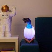Dinosaurus T-REX Lamp - Verlichting - Speelgoed - 16 Kleuren