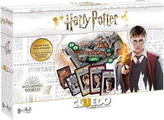 Cluedo Harry Potter - Engelstalig Bordspel