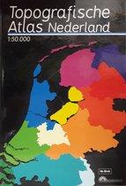 Boek cover Topografische Atlas Nederland van Marcel Kuiper