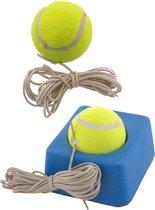 Tennisblok - Tennis trainer + EXTRA bal met elasti