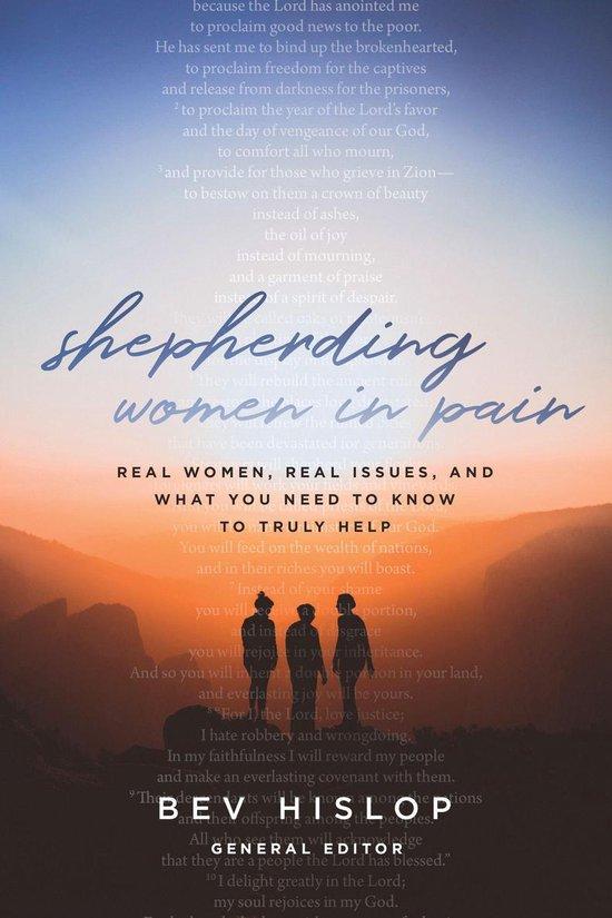 Boek cover Shepherding Women in Pain van Bev Hislop (Onbekend)