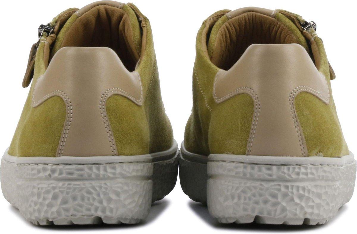 Hartjes Vrouwen Sneakers -  140162 - Groen - Maat 39 1/2 Sneakers