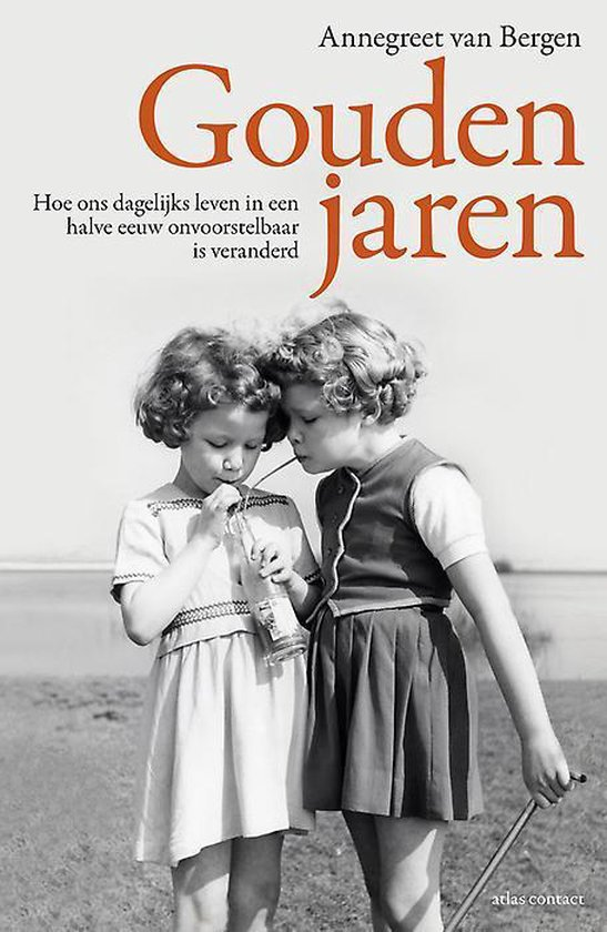 Gouden jaren (boek + wenskaarten)