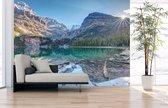 Fotobehang Natuur - uit 1 stuk, Naadloos Fotobehang - 390 x 305 cm (bxh) - op elk formaat leverbaar