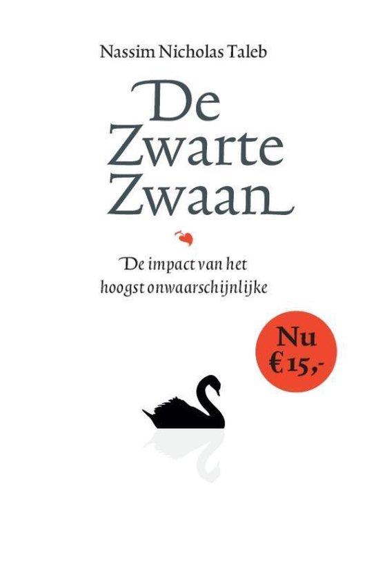 De Zwarte Zwaan - Nassim Nicholas Taleb | Readingchampions.org.uk