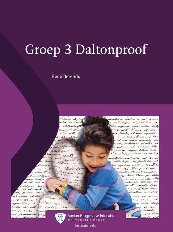 Boek cover Groep 3 Daltonproof van René Berends (Paperback)