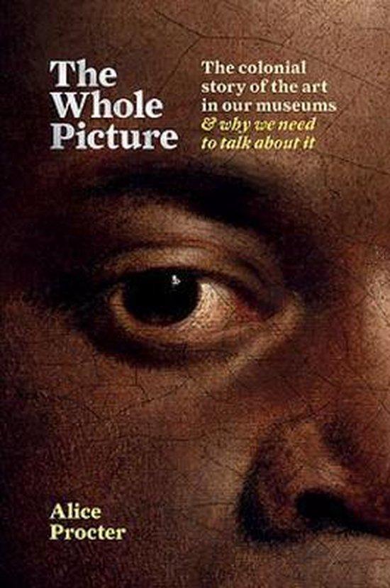Boek cover The Whole Picture van Alice Procter (Onbekend)