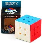 Puzzelkubus 3x3 - SpeedCube Zonder Stickers