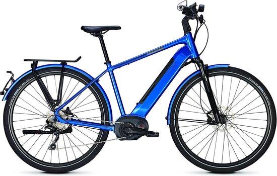 Raleigh Kent 10 High Speed H 58 Cm Deore 10 Sp Laguna Blue