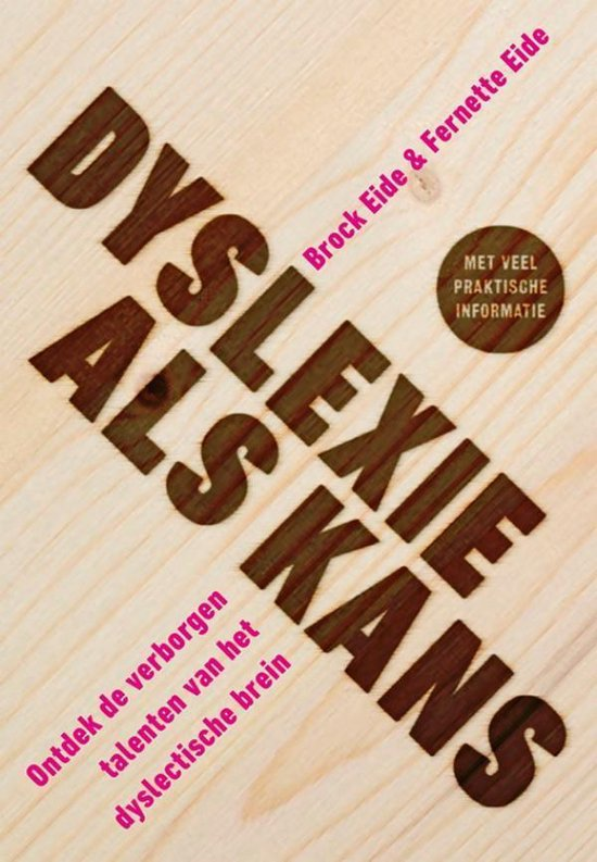 Dyslexie als kans - Brock Eide | Readingchampions.org.uk
