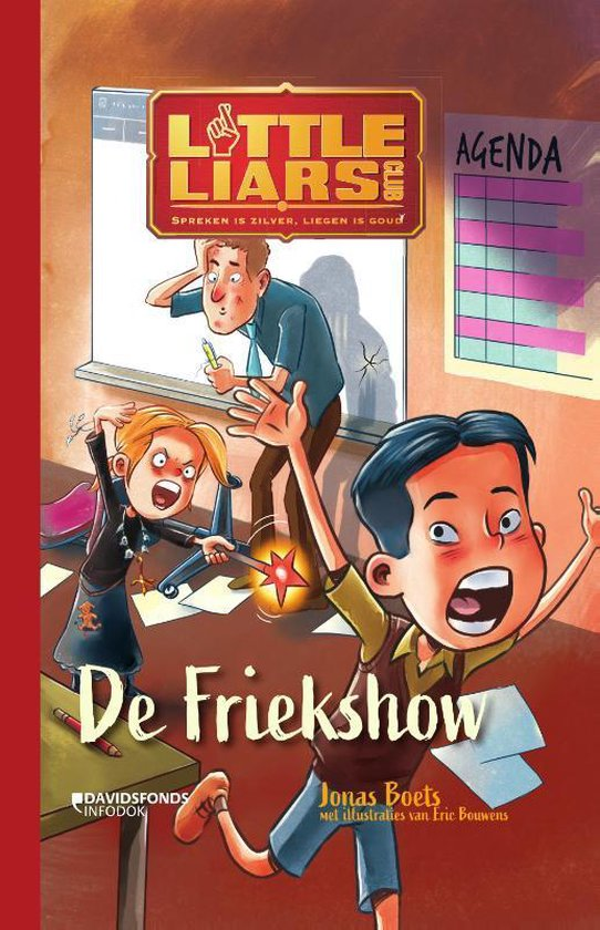Little Liars Club  -   De Friekshow