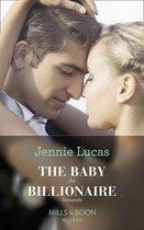 The Baby The Billionaire Demands (Mills & Boon Modern) (Secret Heirs of Billionaires, Book 18)