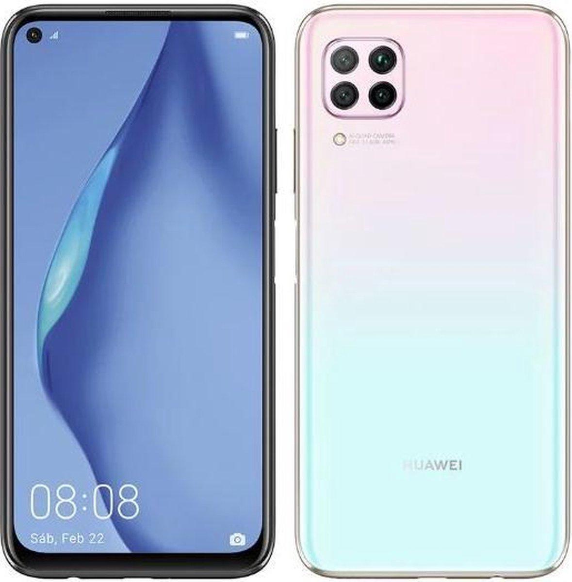 Huawei P40 Lite Dual Sim 6/128GB Sakura Pink kopen
