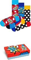 Happy Socks Vaderdag Giftbox Multipack Heren Sokken - 41-46