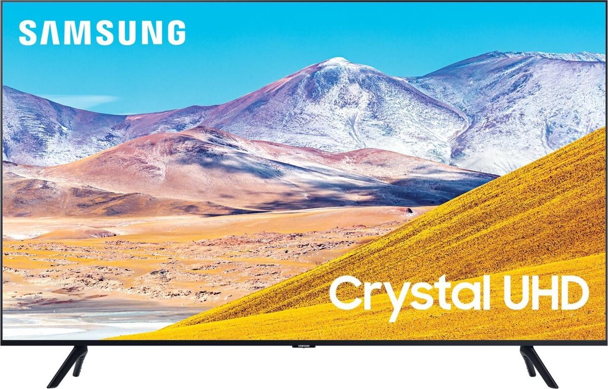 Samsung UE50TU8000 - 4K TV (Benelux model)