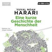Boekomslag van 'Eine kurze Geschichte der Menschheit'