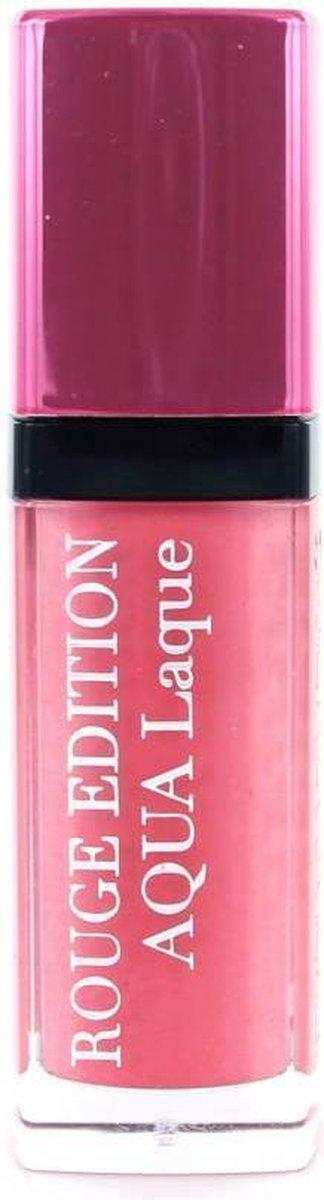 Bourjois Rouge Edition Aqua Laque Liquid Lippenstift - 08 Babe Idole - Bourjois