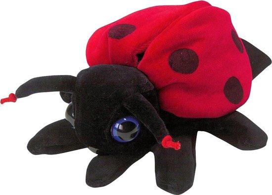Beleduc Lieveheersbeestje Speelhandschoen - Handpop