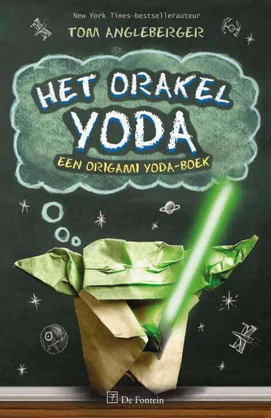 Het orakel Yoda. Een origami yoda-boek - Tom Angleberger pdf epub