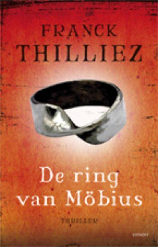 De ring van Mobius - Franck Thilliez   Readingchampions.org.uk