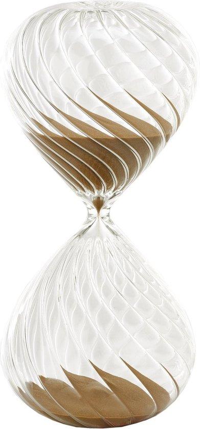 Zandloper Goud Swirl | Pols Potten