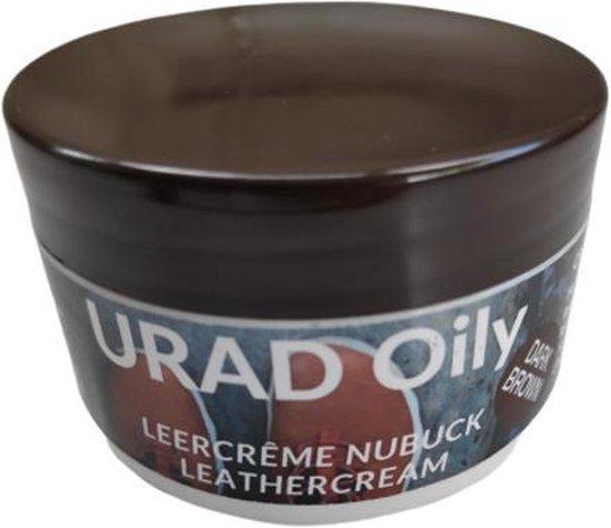 Urad Oily Nubuck - Donkerbruin - 100 gram