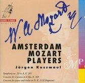 Amsterdam Mozart Players Symphony No 29