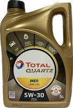 Total Quartz Ineo Longlife 5w30 - Motorolie - 5L