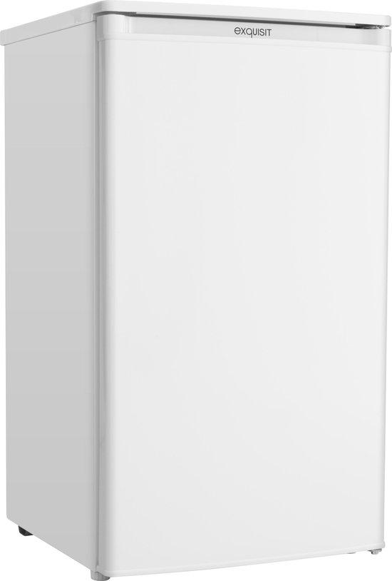 Koelkast: Exquisit KS117-4RVA++ - Smalle Tafelmodel koelkast, van het merk Exquisit