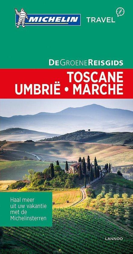 De Groene Reisgids - Toscane; Umbrië;Marche - none |