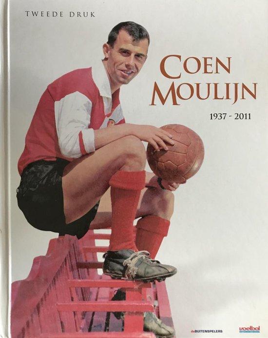 Boek cover Coen Moulijn van Hugo Borst (Hardcover)
