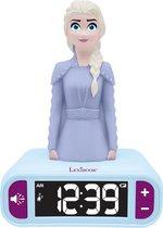 Frozen 2 Wekker met geluiden | Nachtlampje | Elsa