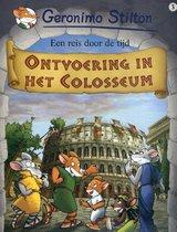 Ontvoering in het colosseum Stilton strip 3
