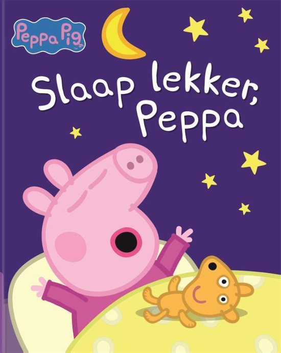 Peppa Pig - Slaap lekker Peppa - none |