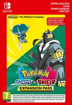Pokemon Sword / Shield - Expansion Pass - Nintendo Switch Download