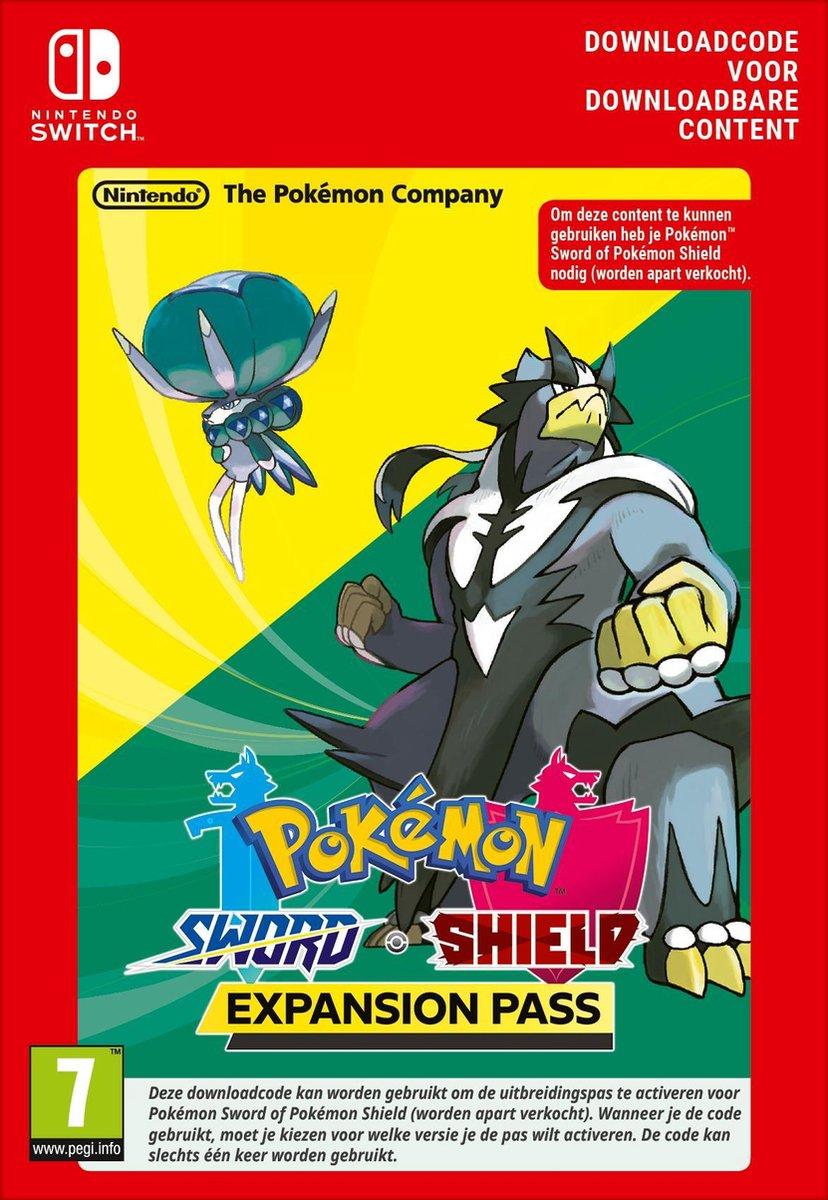 Pok mon Sword/Shield - Expansion Pass - Nintendo Switch Download