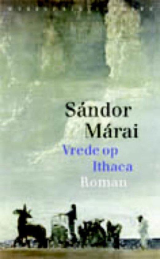 Vrede op Ithaca - Sándor Márai |
