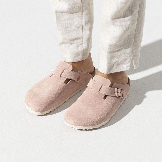Dames schoenen   Birkenstock 1015900 Klomp Roze 41