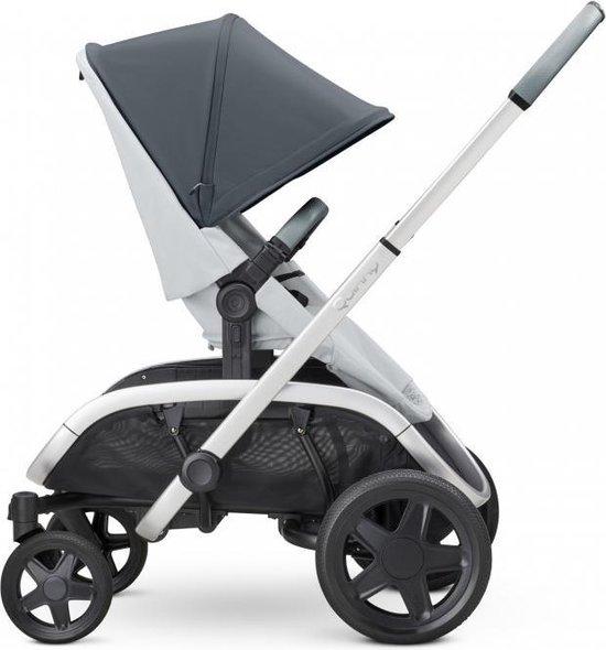 Product: Quinny Hubb Mono Graphite on Grey, van het merk Quinny