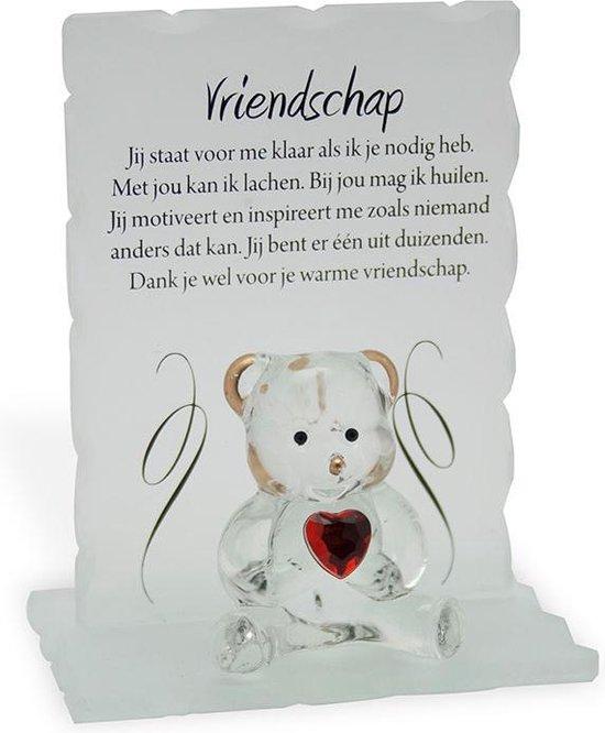 Vriendschap-beer