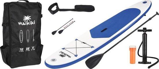 XQ Max 305 KOO940310 SUP Board 305 Blauw